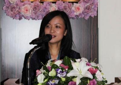 2010 粵、港、澳、台稅收征管研討會 - 黃慧斌小姐致辭